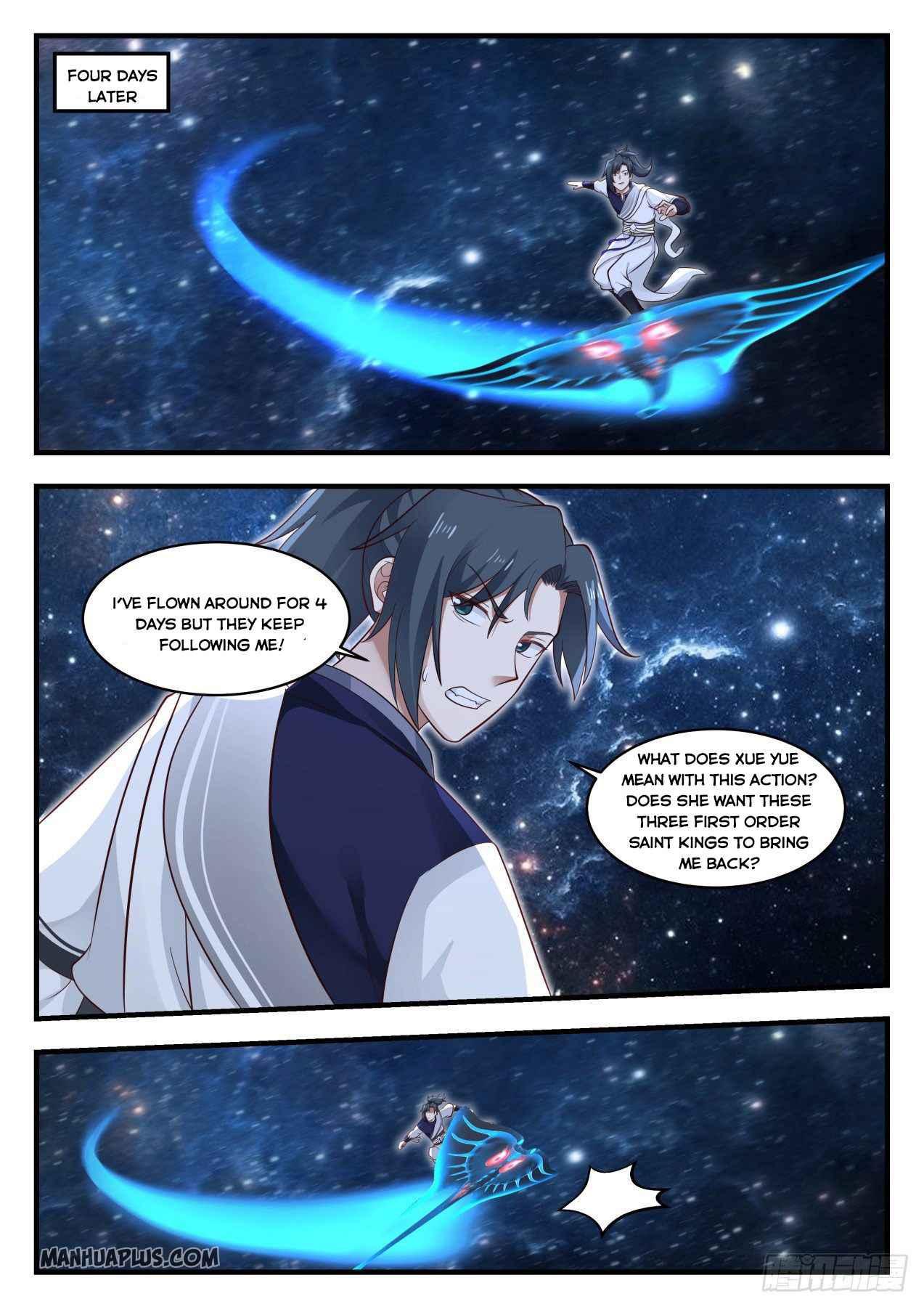 Martial Peak - chapter 966-eng-li