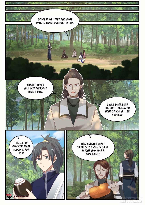 Martial Peak - chapter 972-eng-li