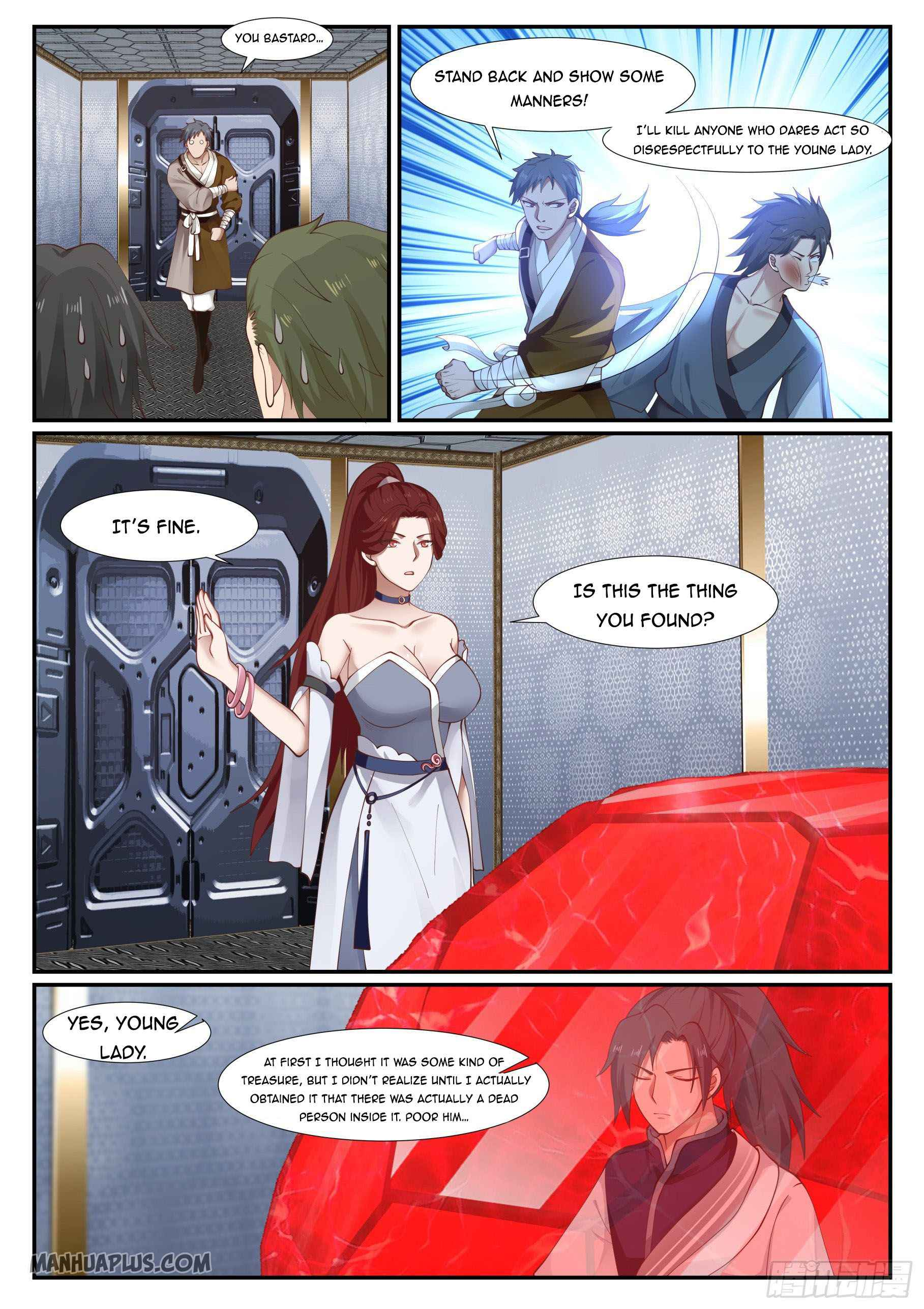 Martial Peak - chapter 979-eng-li