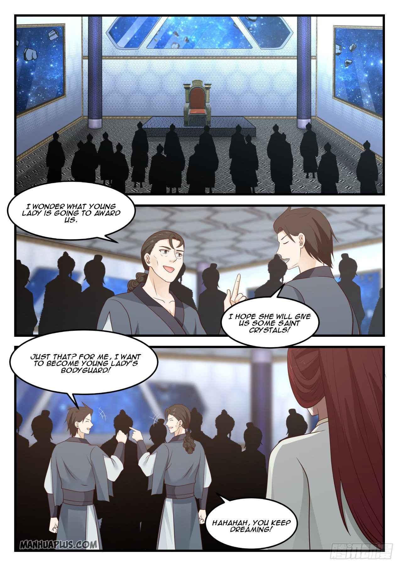 Martial Peak - chapter 984-eng-li