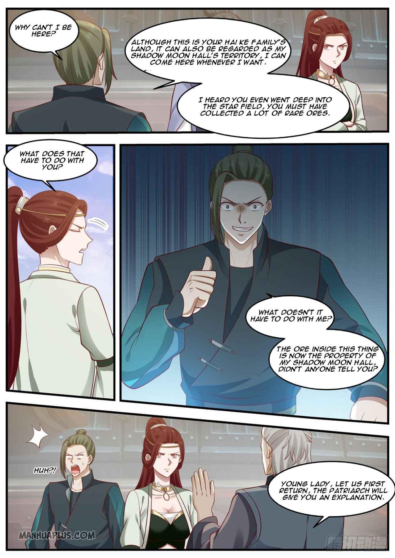 Martial Peak - chapter 986-eng-li