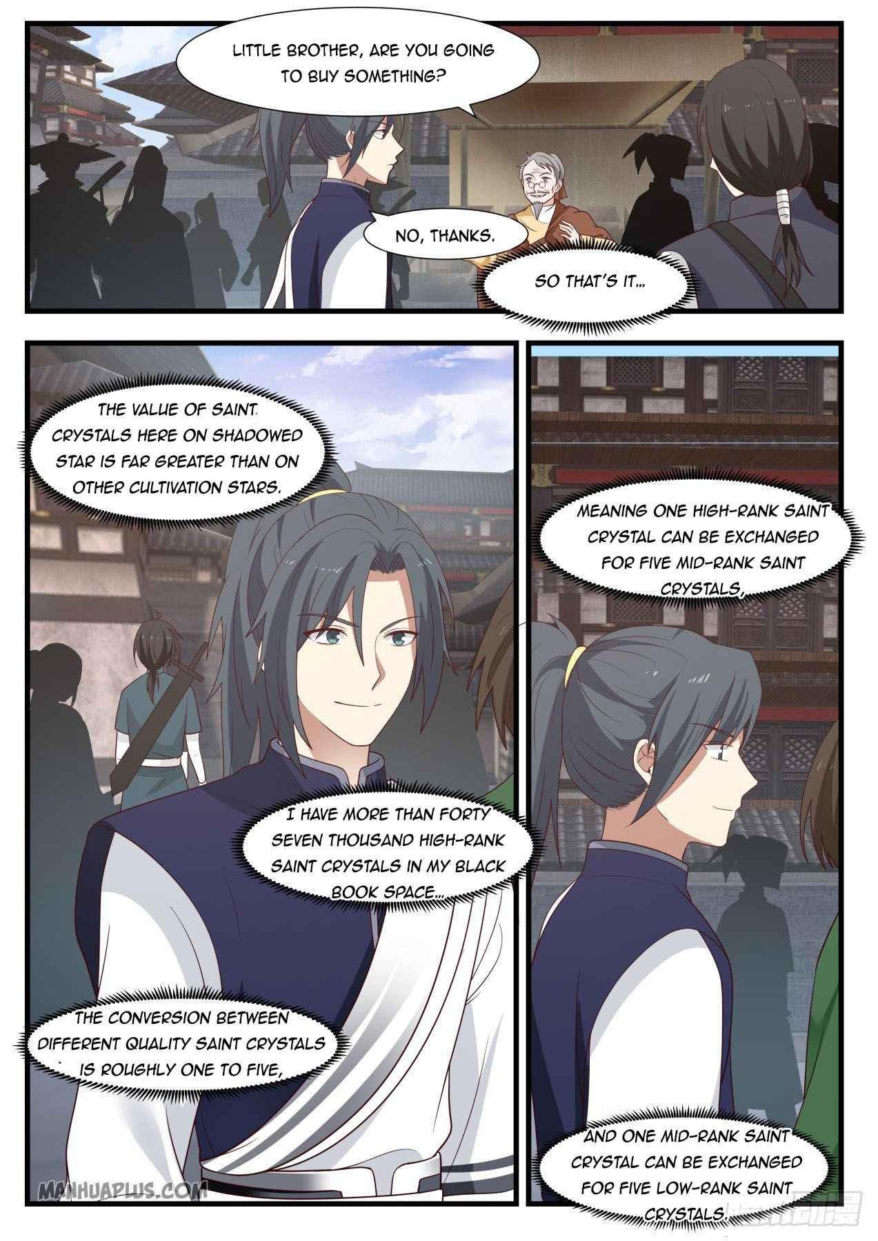 Martial Peak - chapter 988-eng-li