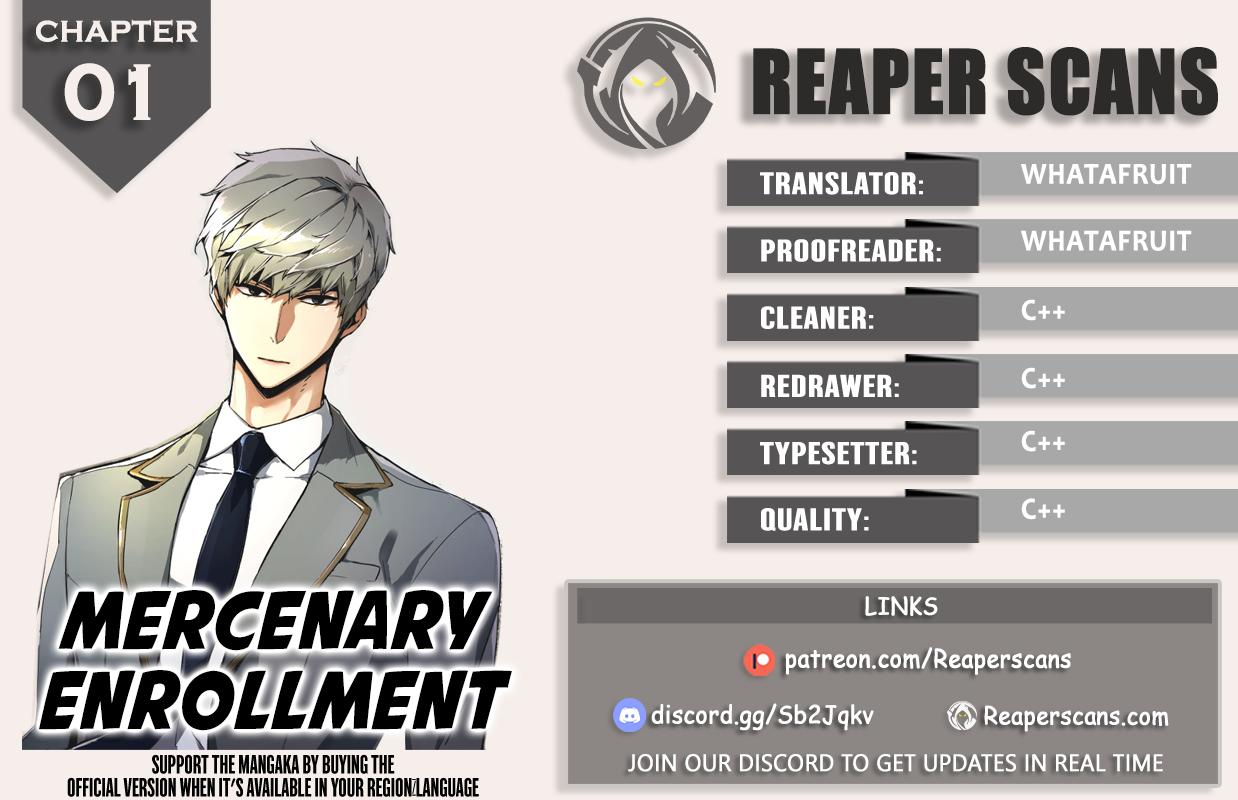 Mercenary Enrollment - chapter 1-eng-li