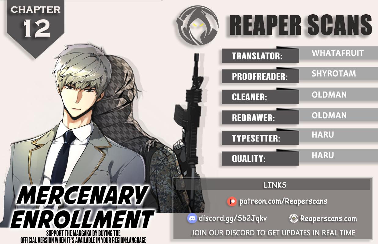 Mercenary Enrollment - chapter 12-eng-li