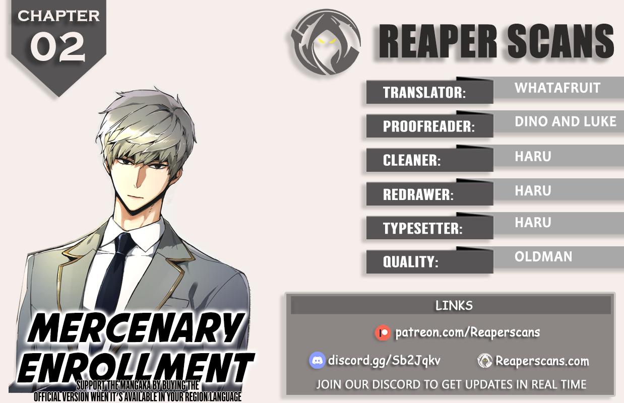 Mercenary Enrollment - chapter 2-eng-li