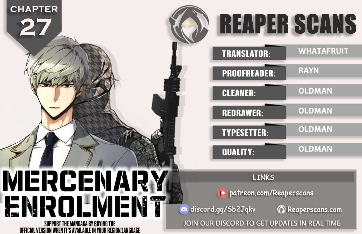 Mercenary Enrollment - chapter 27-eng-li