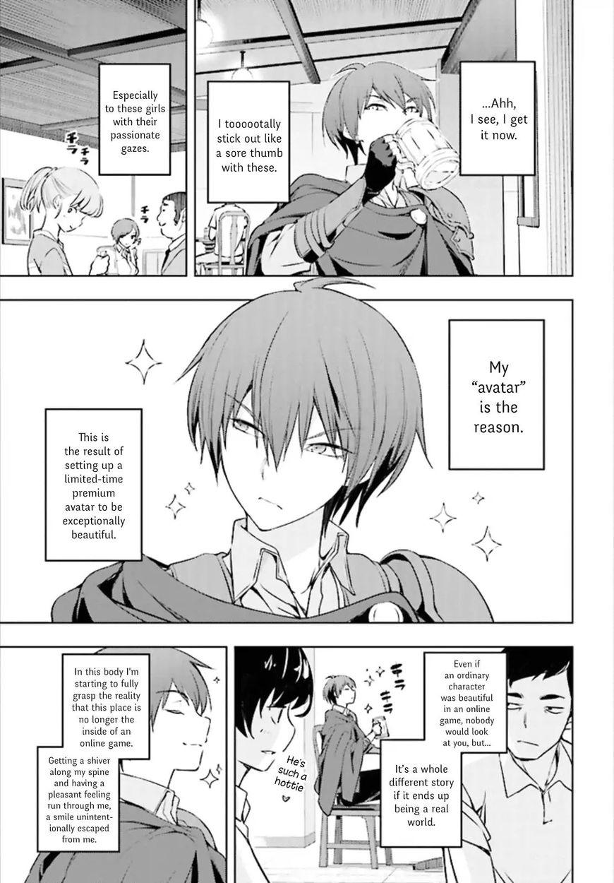 Moto Sekai Ichi'i Subchara Ikusei Nikki: Hai Player, Isekai wo Kouryakuchuu! - chapter 1.2-eng-li