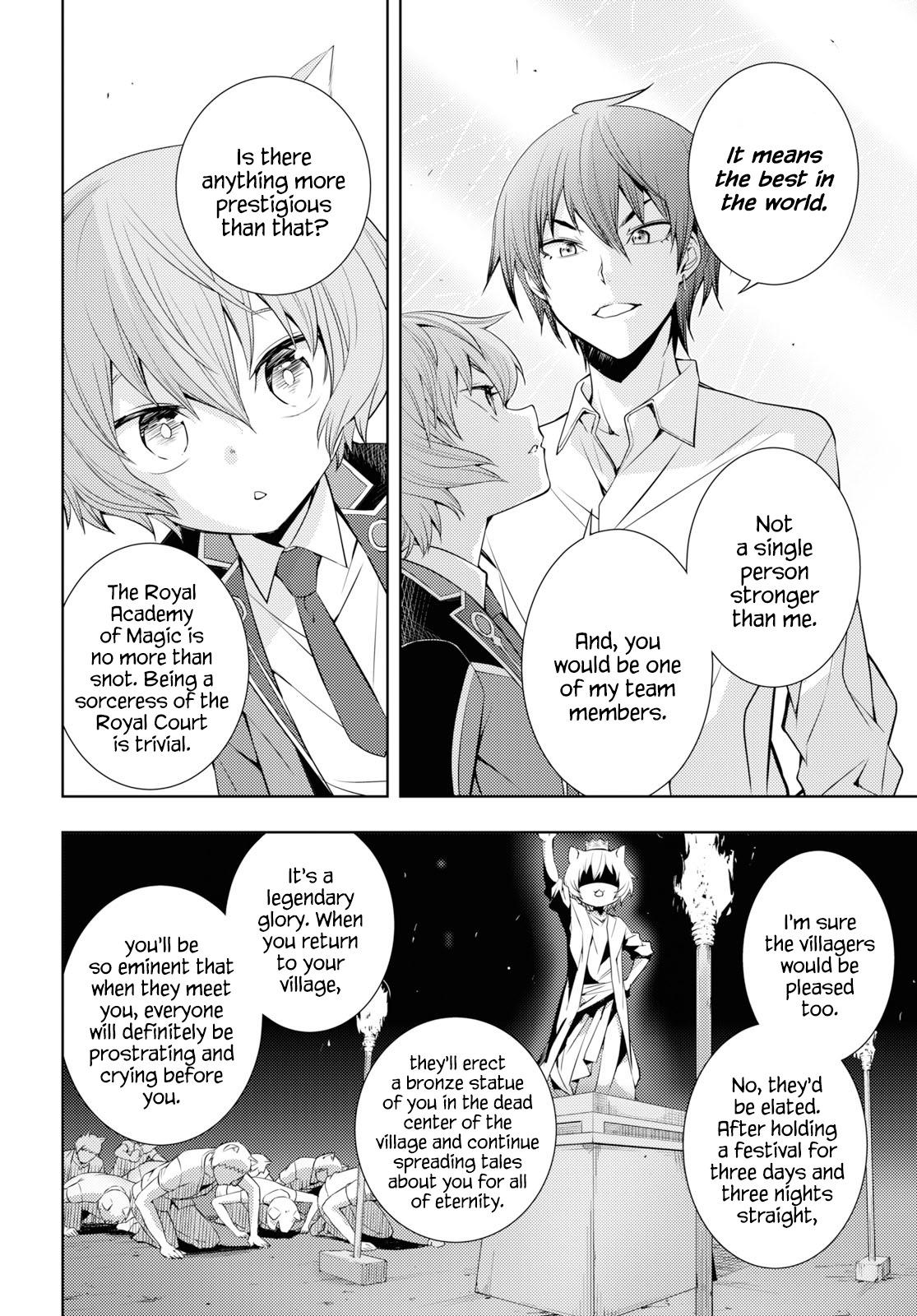 Moto Sekai Ichi'i Subchara Ikusei Nikki: Hai Player, Isekai wo Kouryakuchuu! - chapter 10-eng-li