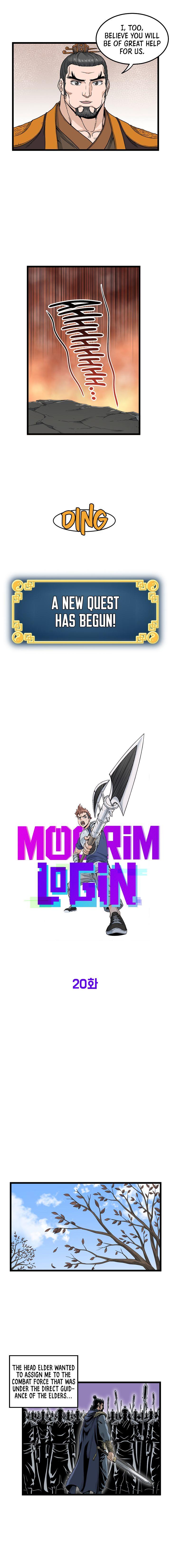 Murim Login - chapter 20-eng-li