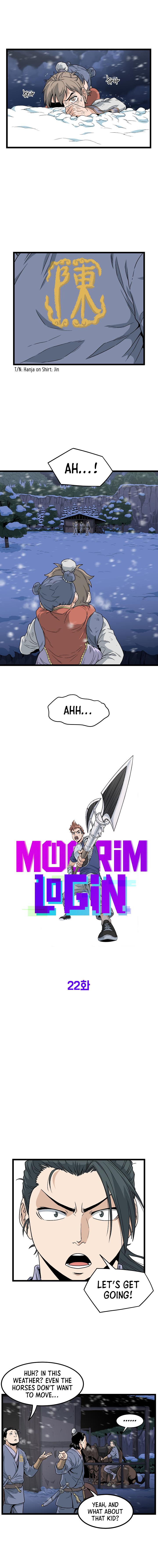 Murim Login - chapter 22-eng-li