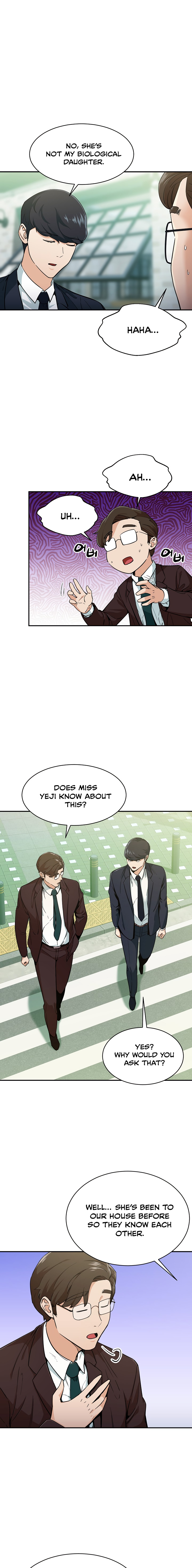 My Dad Is Too Strong - chapter 27-eng-li