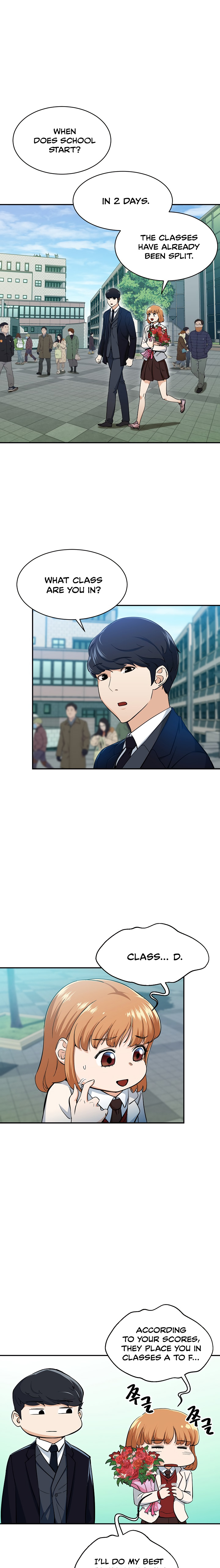 My Dad Is Too Strong - chapter 28-eng-li