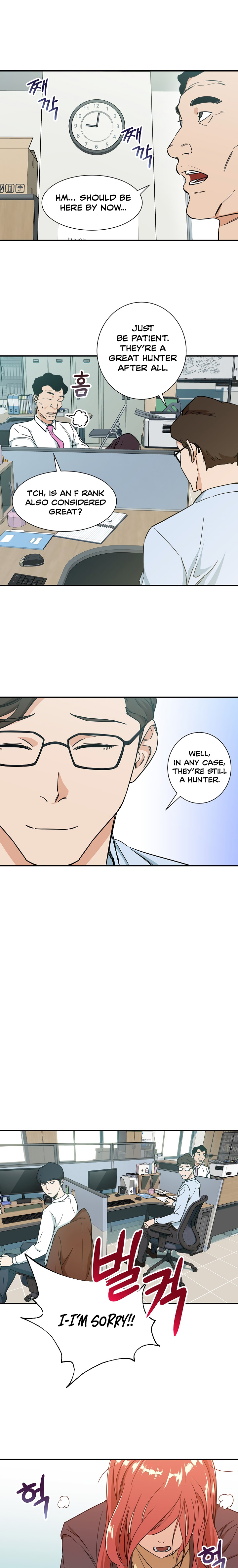 My Dad Is Too Strong - chapter 3-eng-li