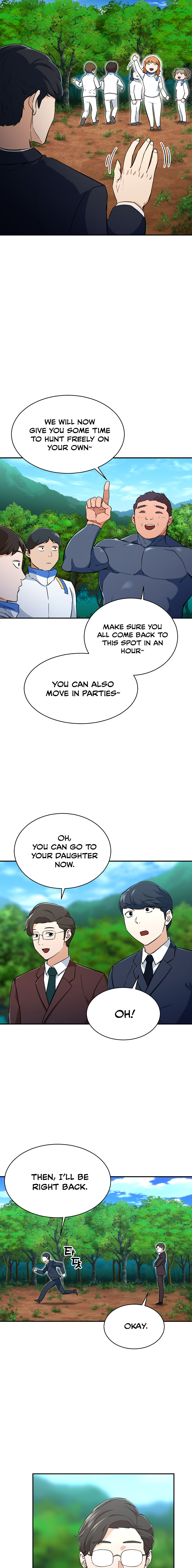 My Dad Is Too Strong - chapter 32-eng-li