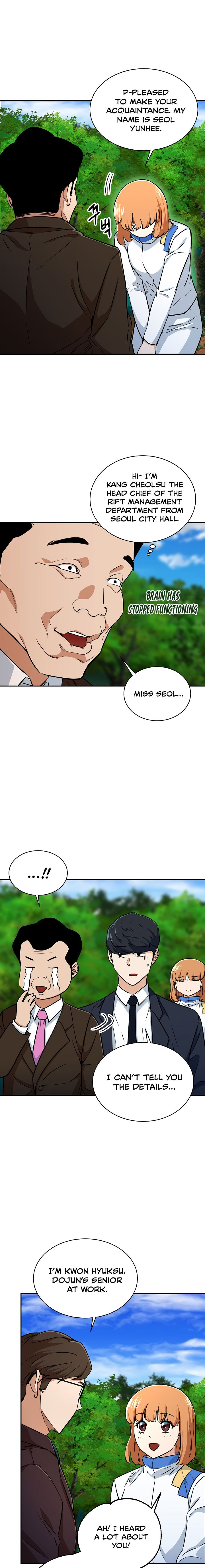 My Dad Is Too Strong - chapter 34-eng-li