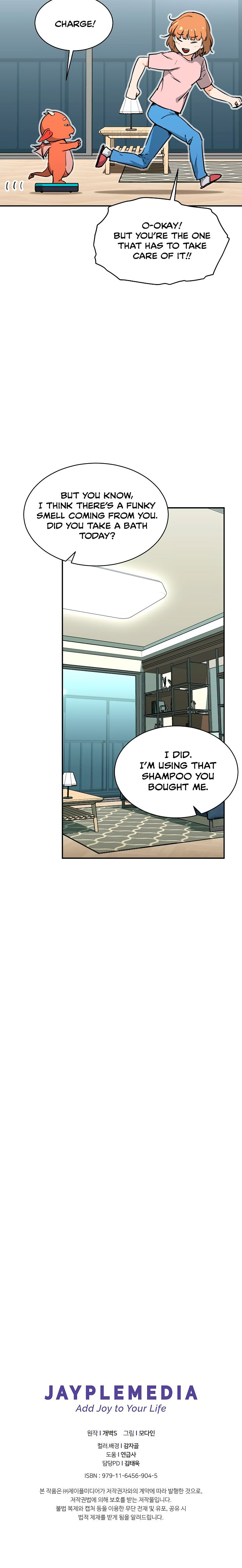 My Dad Is Too Strong - chapter 44-eng-li