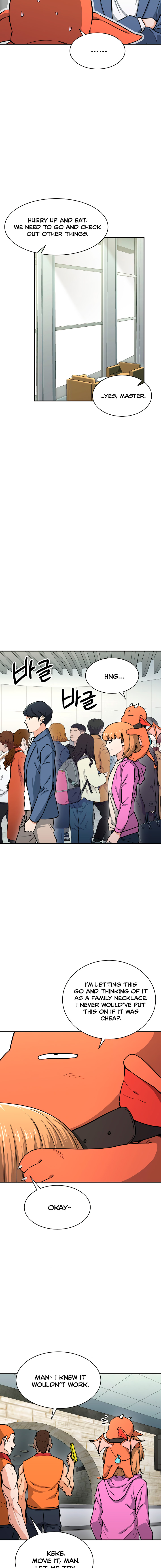 My Dad Is Too Strong - chapter 45-eng-li