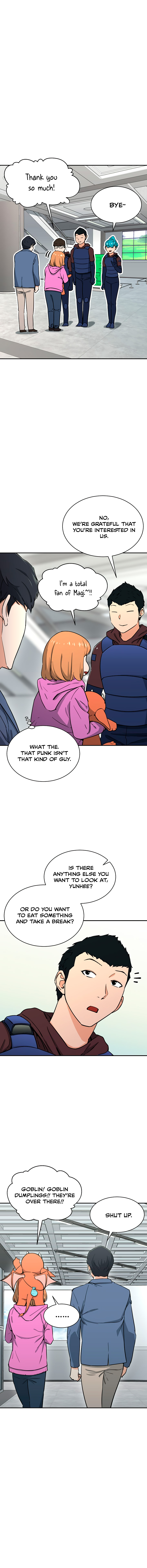 My Dad Is Too Strong - chapter 46-eng-li