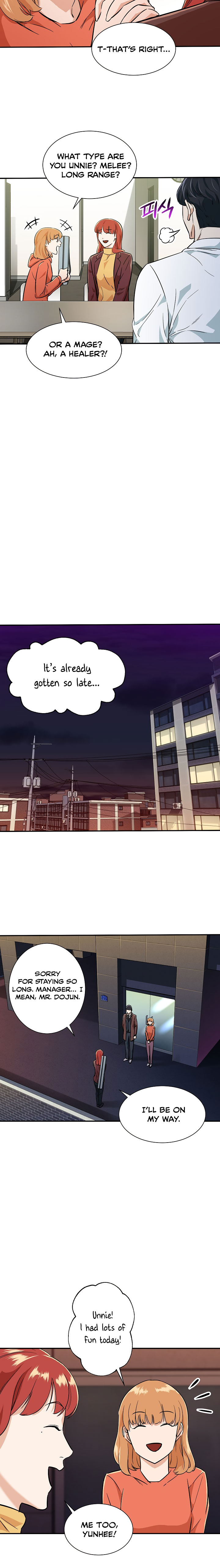 My Dad Is Too Strong - chapter 7-eng-li
