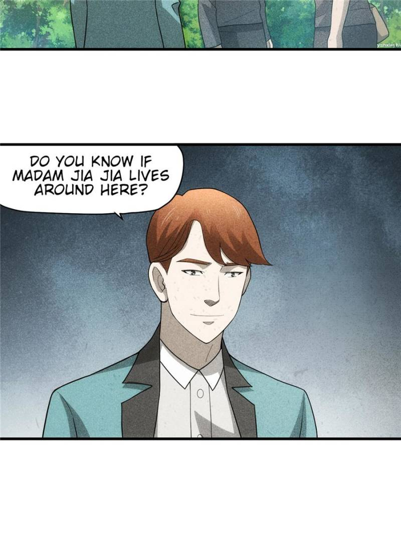 Mysteries Cat: Uncle's Late Night Story Collections - chapter 12-eng-li
