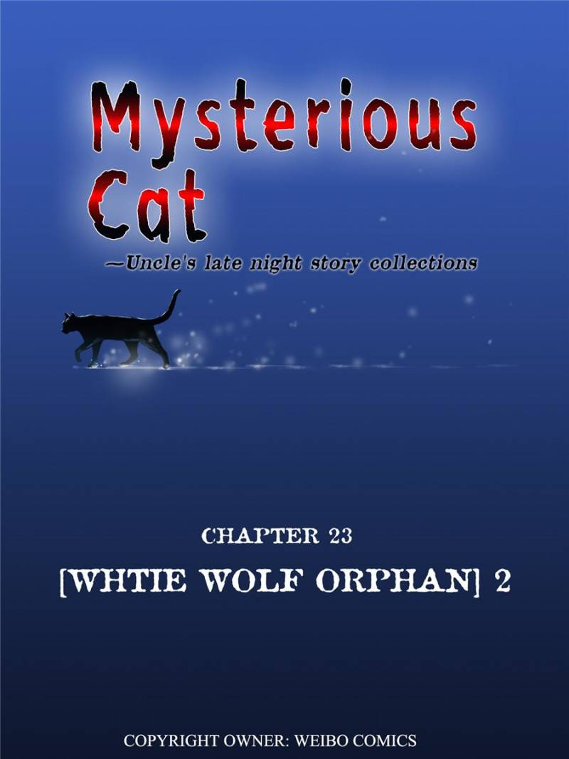 Mysteries Cat: Uncle's Late Night Story Collections - chapter 24-eng-li