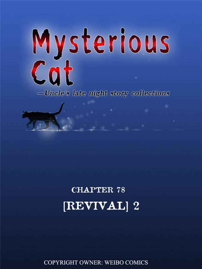 Mysteries Cat: Uncle's Late Night Story Collections - chapter 79-eng-li
