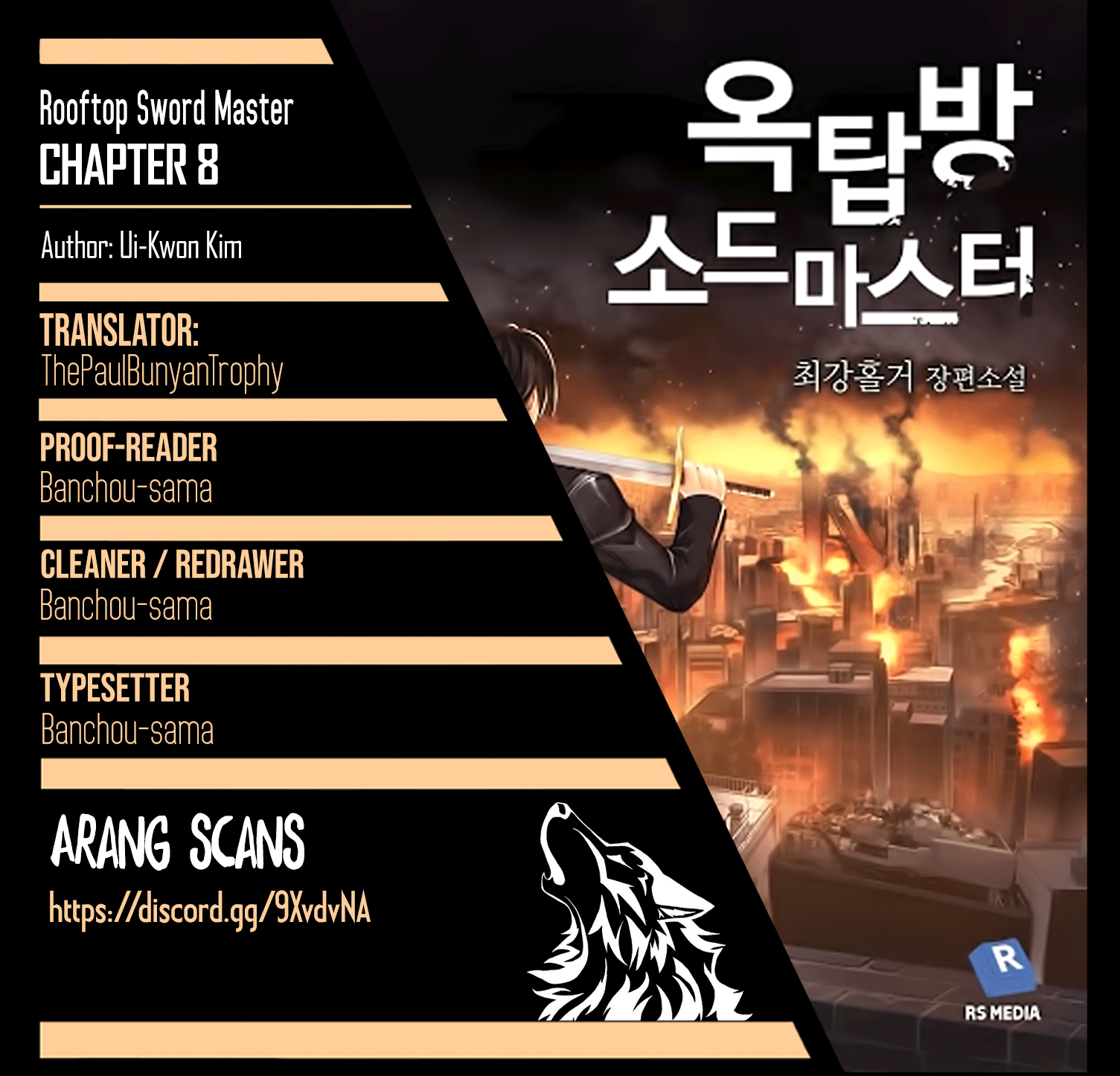 Rooftop Sword Master - chapter 8-eng-li
