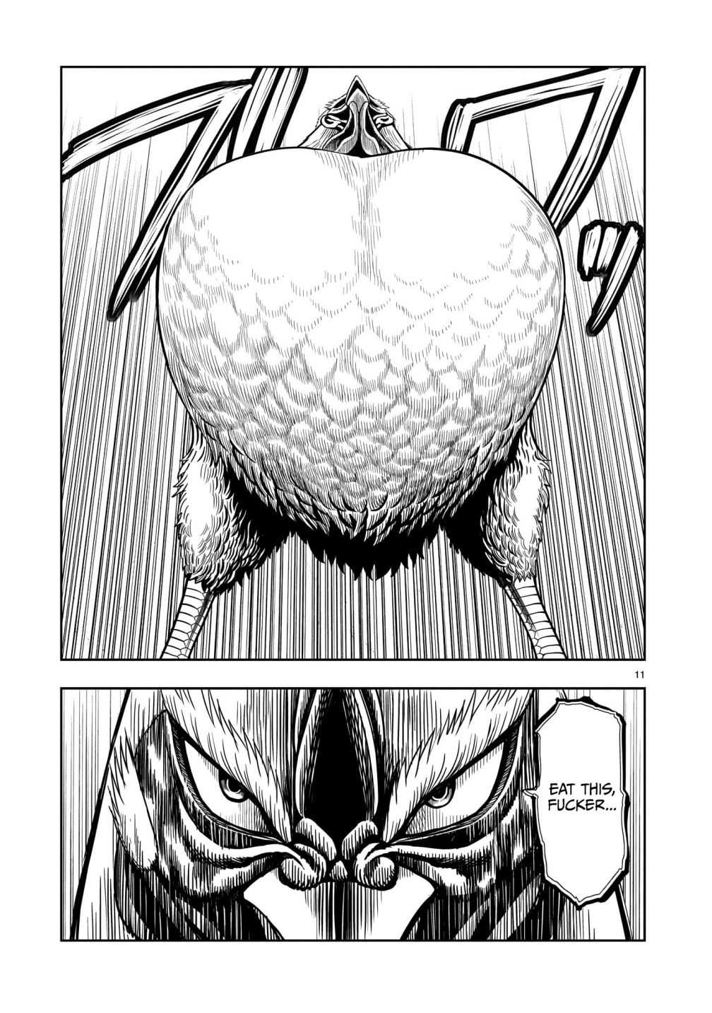 Rooster Fighter - chapter 2-eng-li