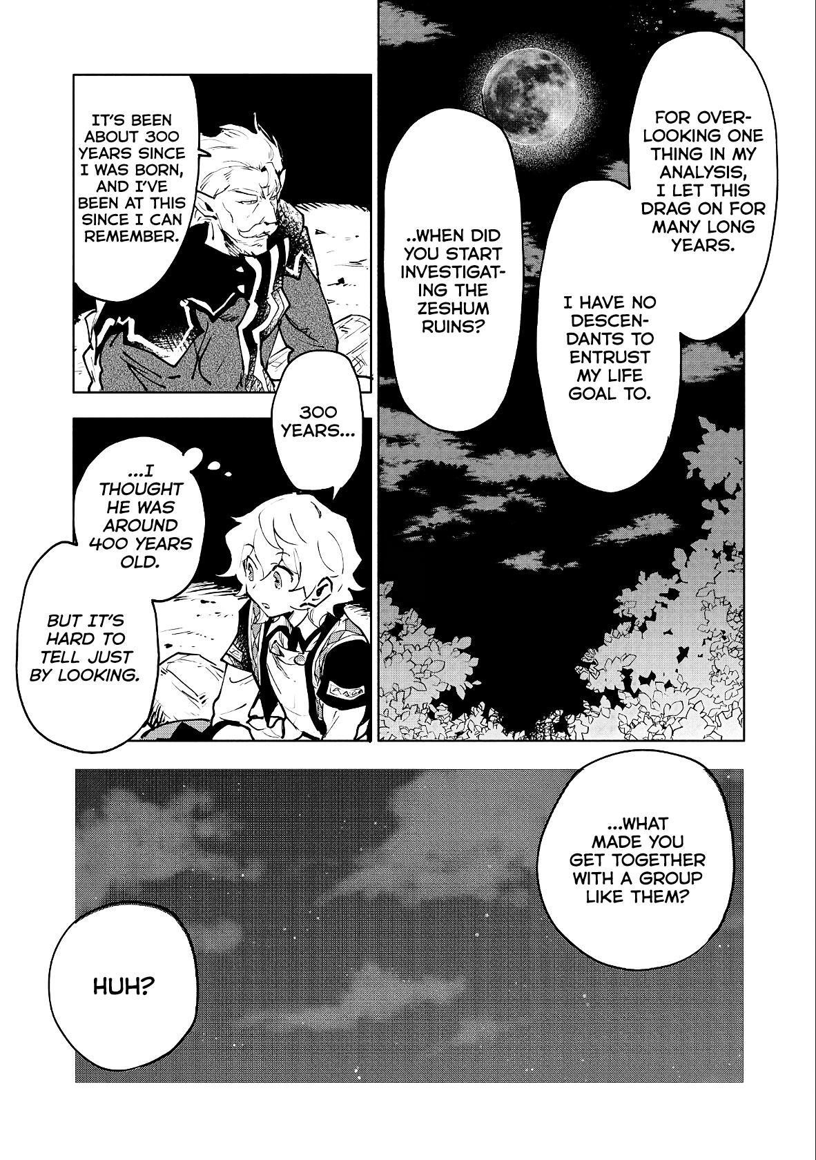 Strongest Curse Clan Reincarnation: A Magic User's Utopia - chapter 11-eng-li