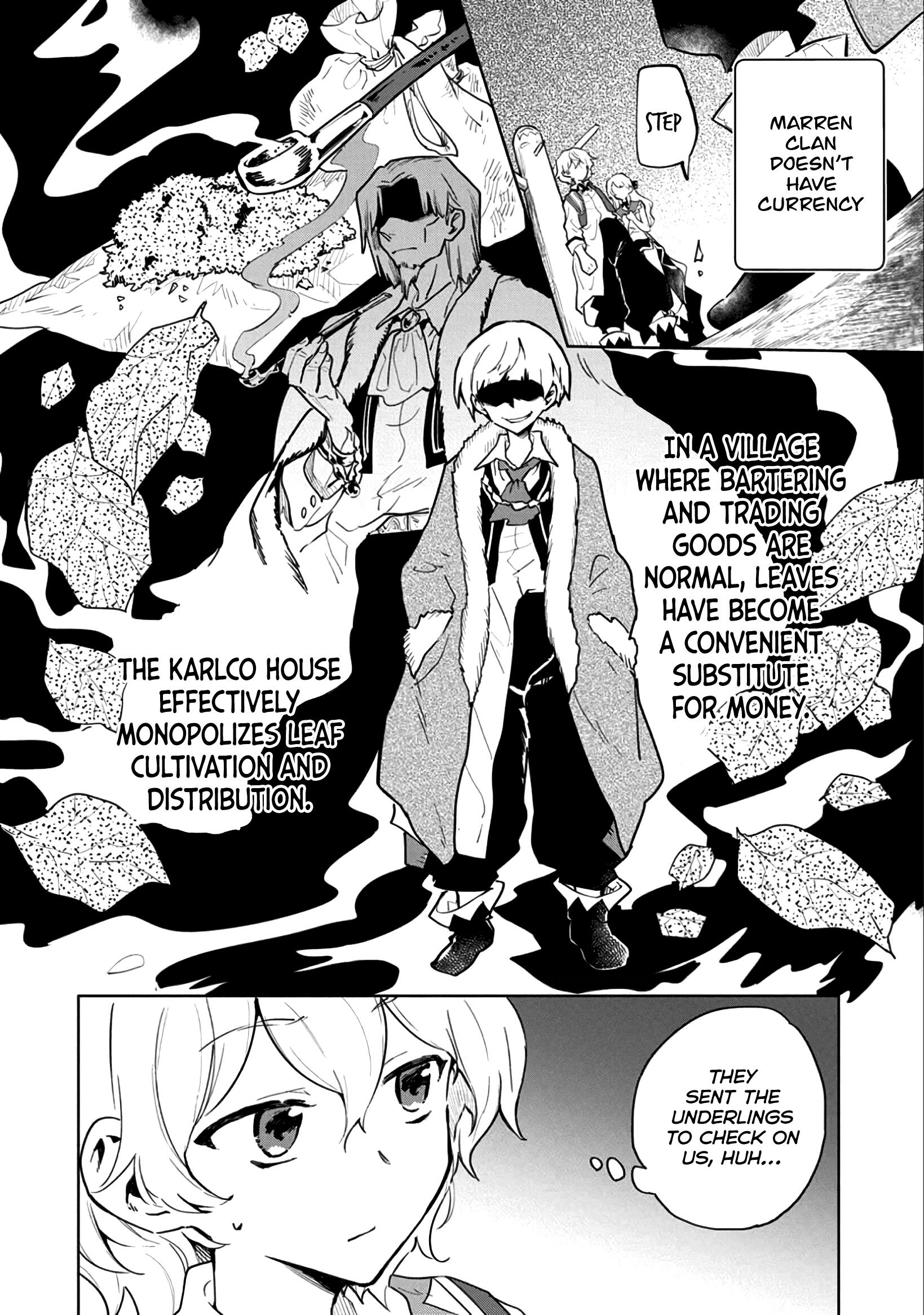 Strongest Curse Clan Reincarnation: A Magic User's Utopia - chapter 4-eng-li