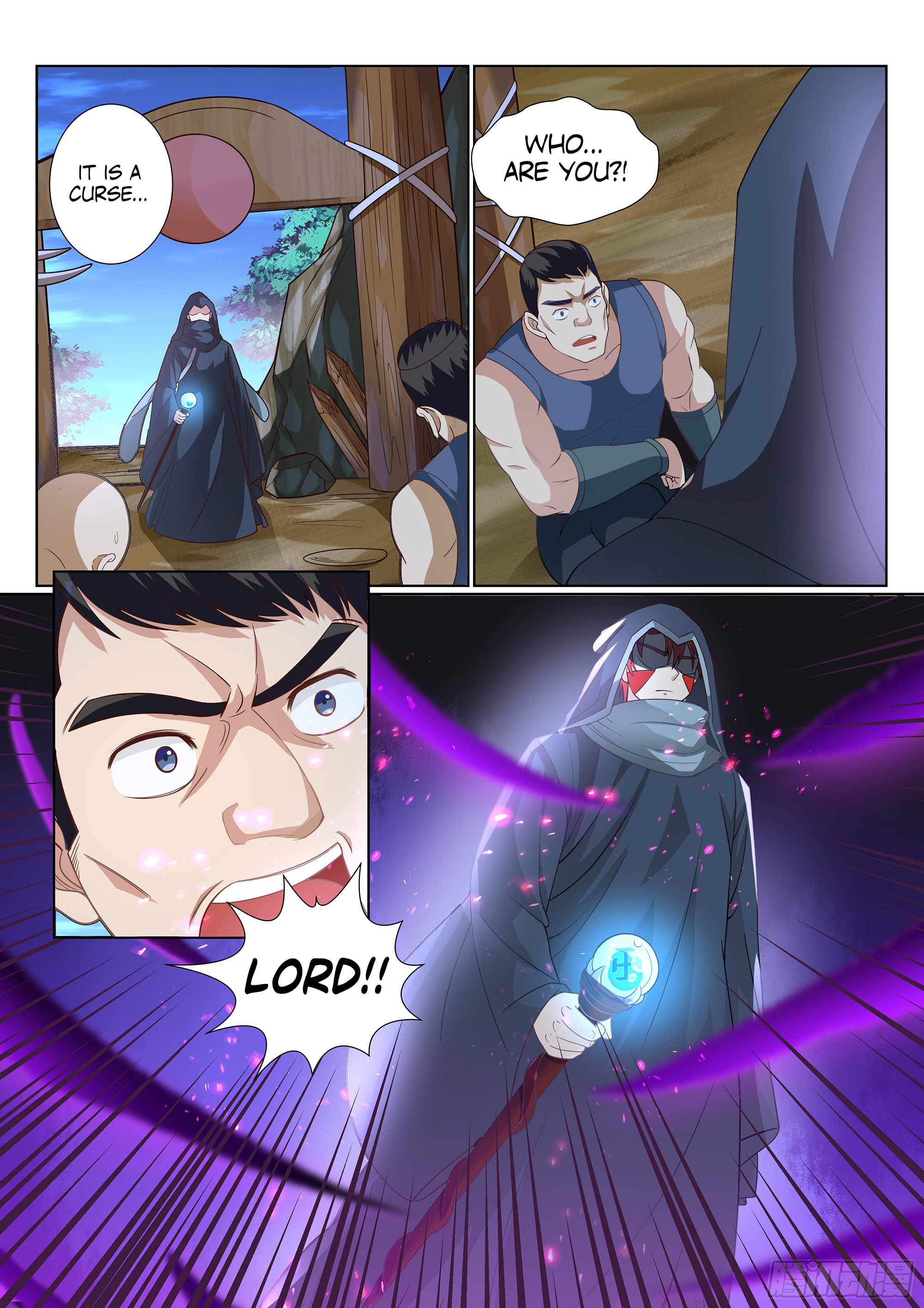 Strongest Caveman - chapter 24-eng-li