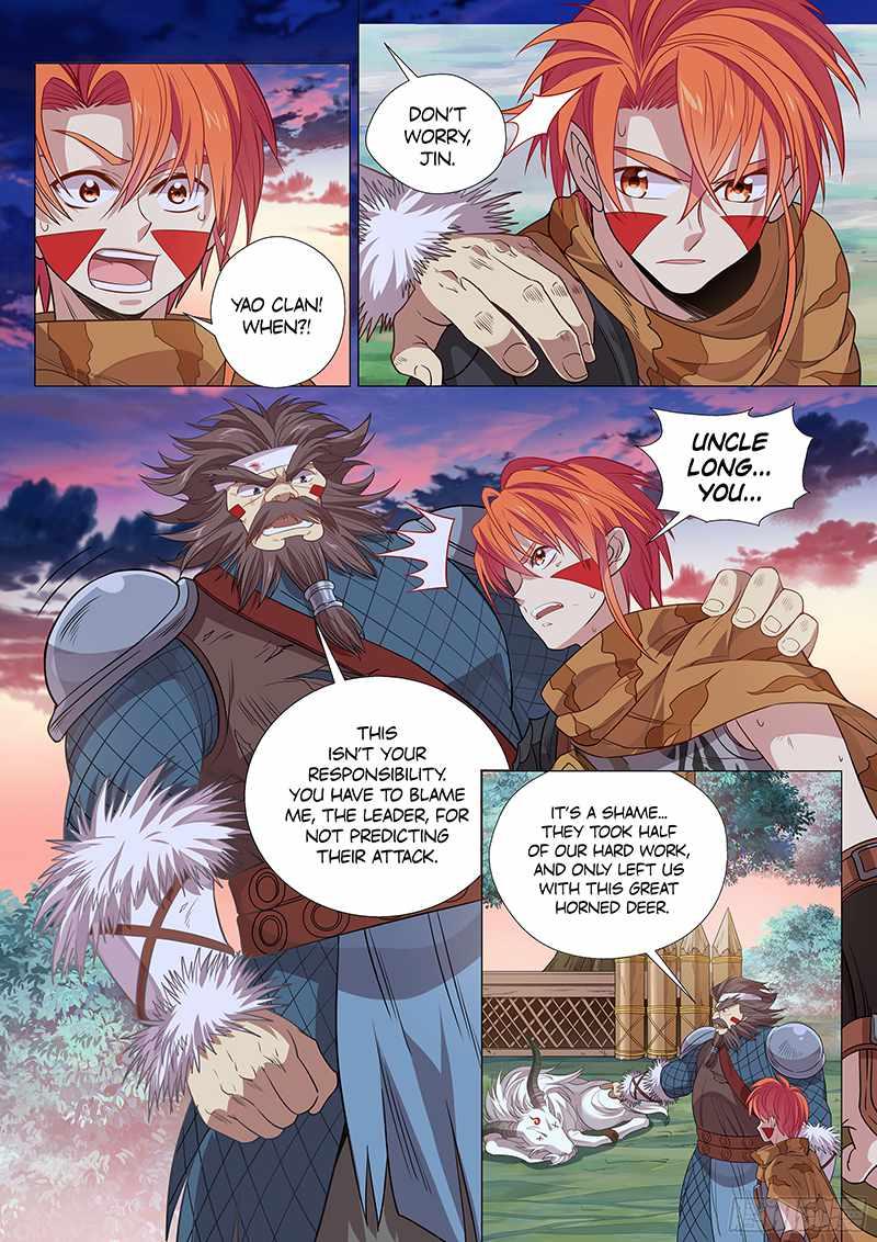 Strongest Caveman - chapter 28-eng-li
