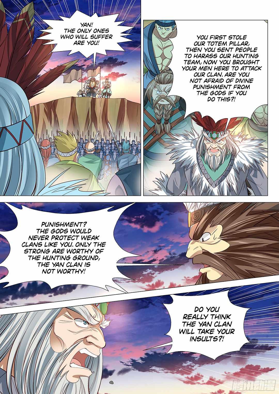 Strongest Caveman - chapter 49-eng-li