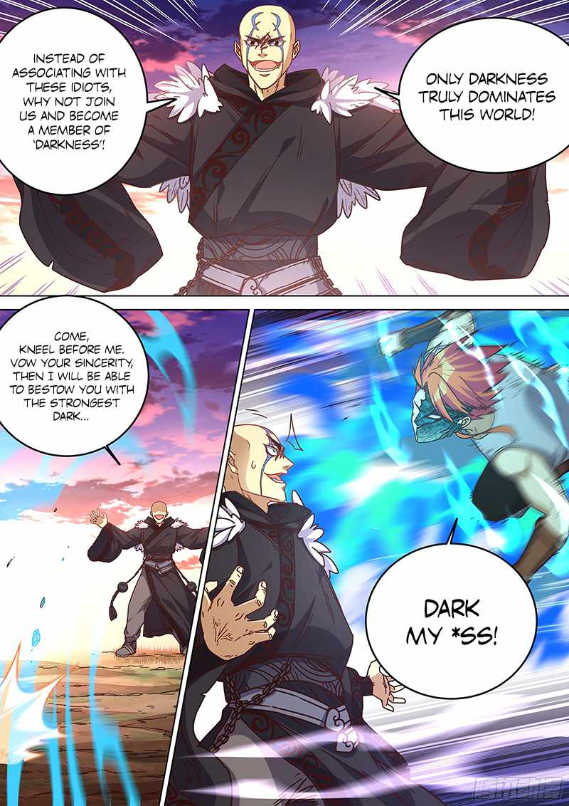 Strongest Caveman - chapter 63-eng-li