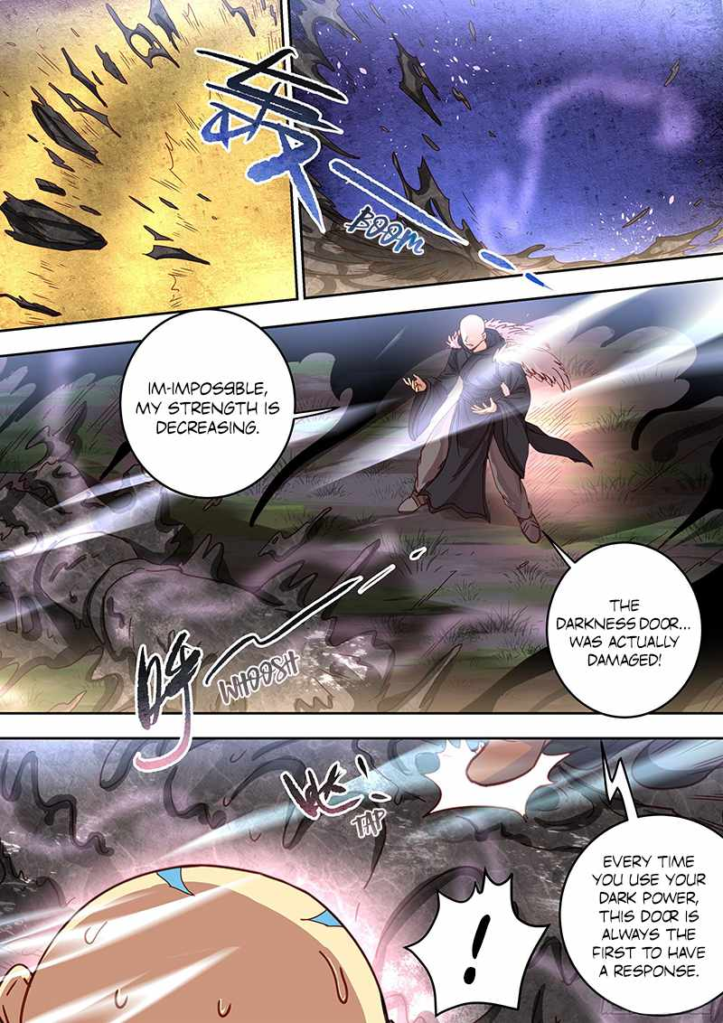 Strongest Caveman - chapter 66-eng-li