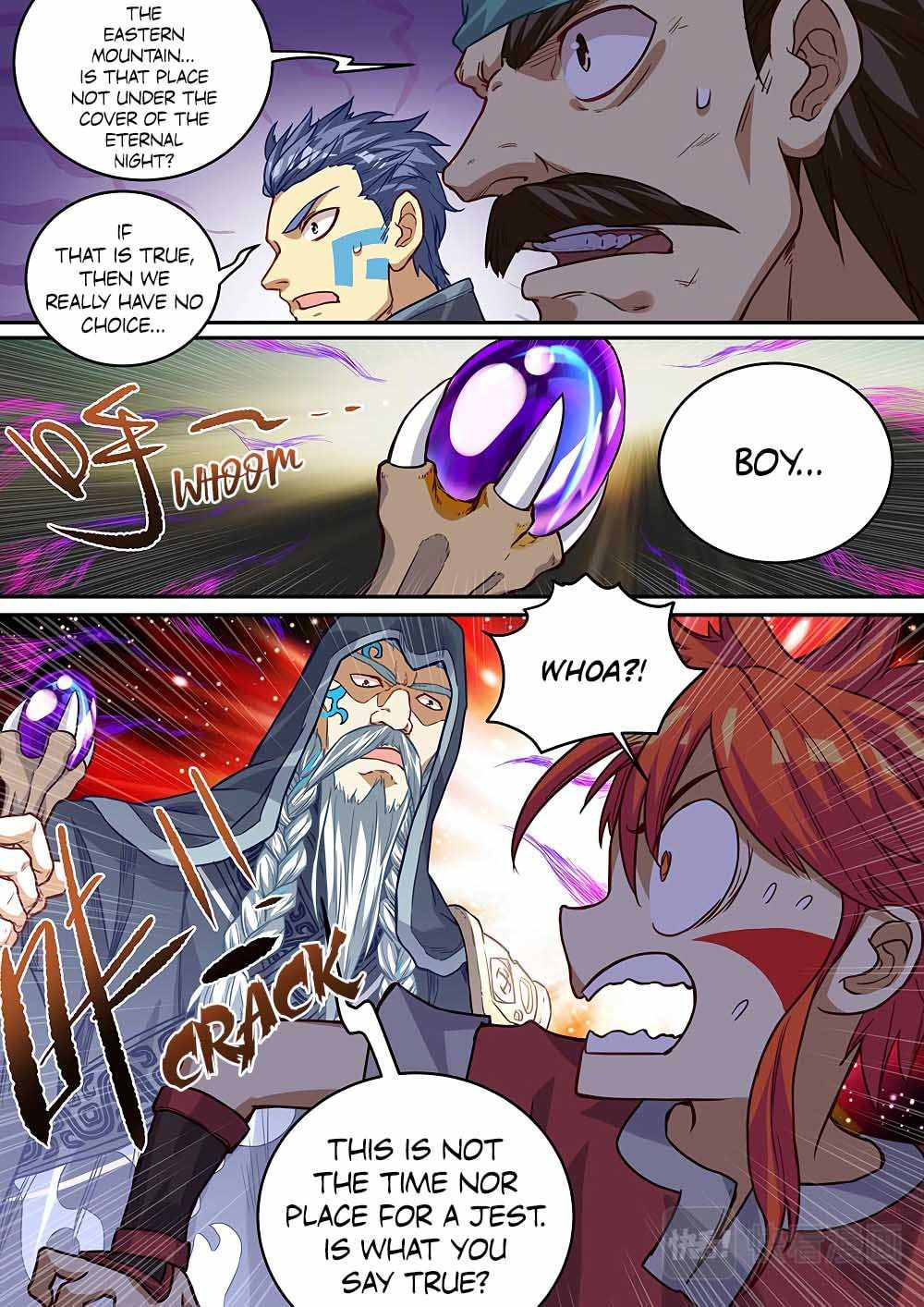 Strongest Caveman - chapter 70-eng-li