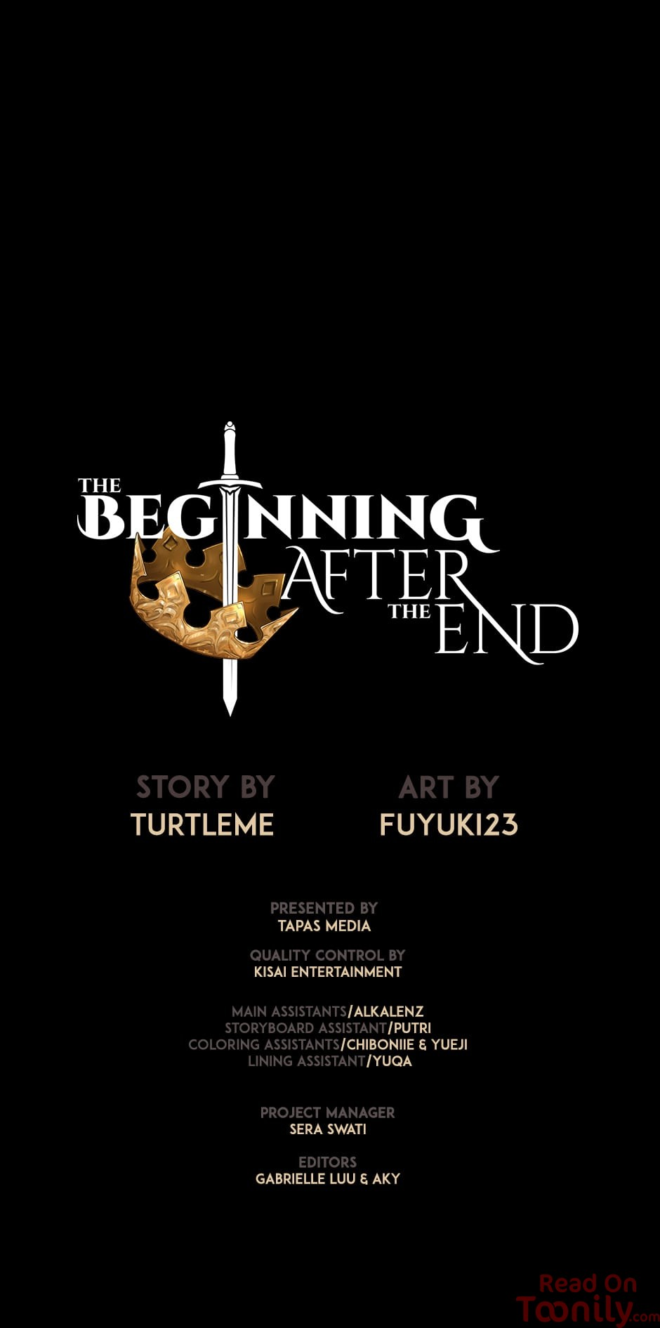The Beginning After the End - chapter 63-eng-li