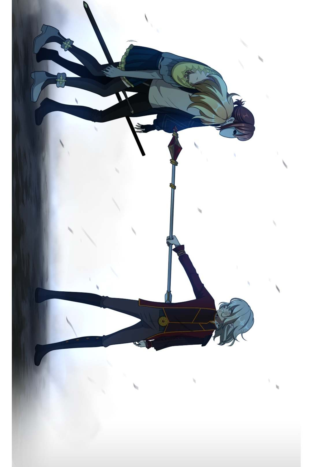 The Beginning After the End - chapter 66-eng-li