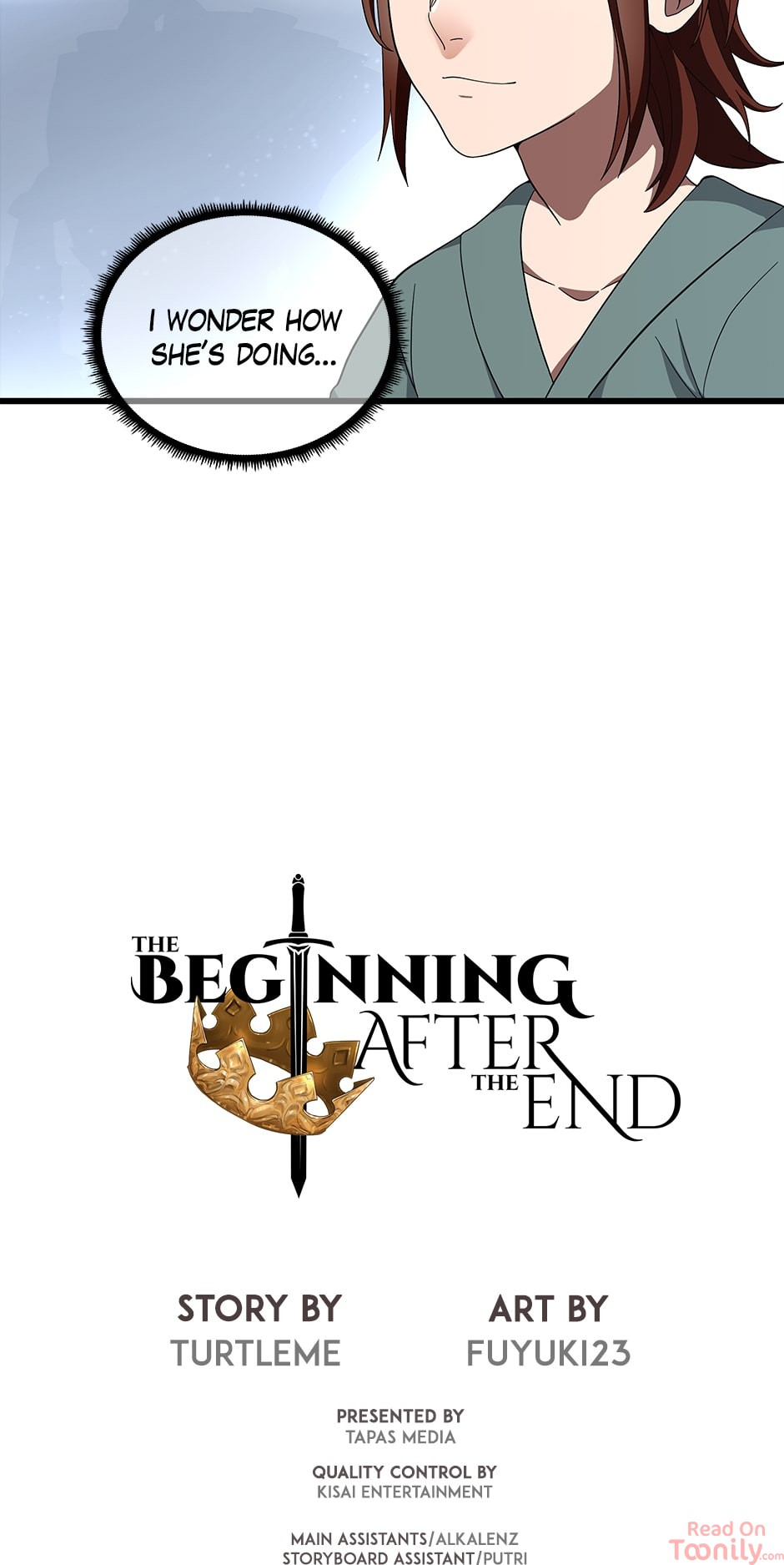 The Beginning After the End - chapter 77-eng-li