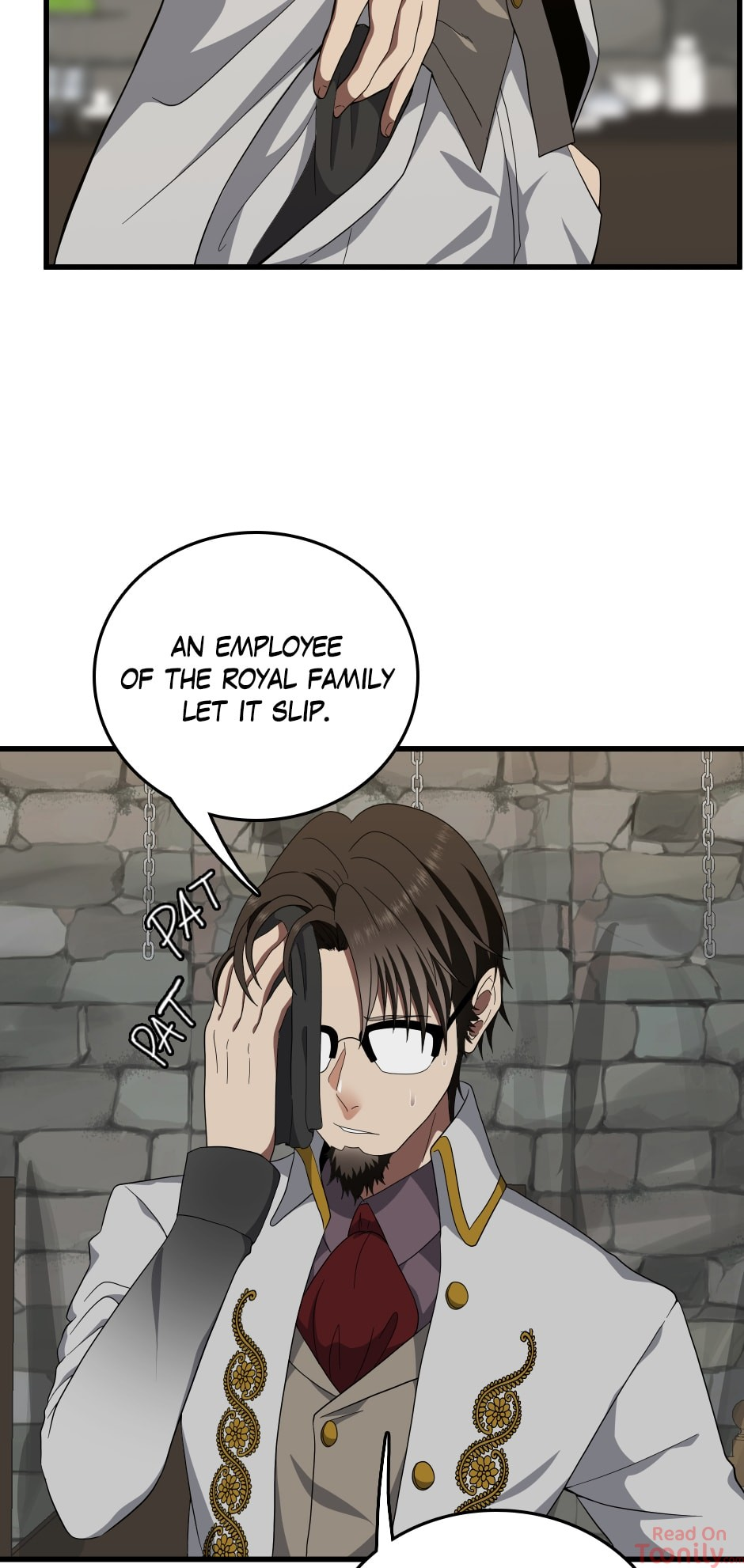 The Beginning After the End - chapter 79-eng-li