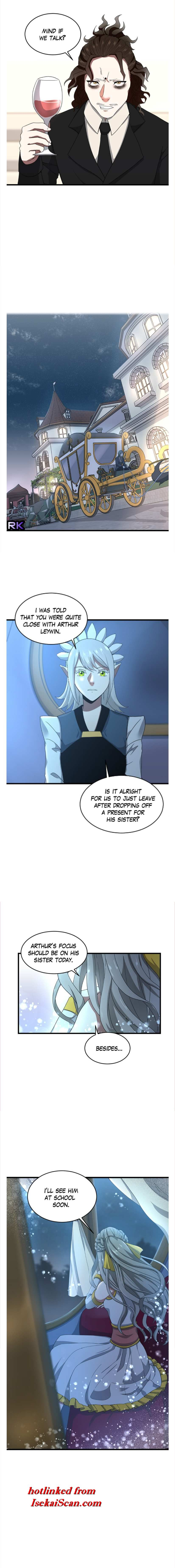 The Beginning After the End - chapter 83-eng-li