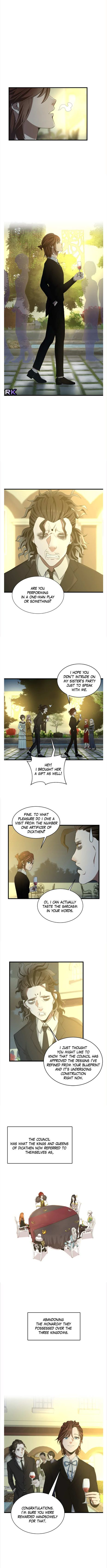 The Beginning After the End - chapter 84-eng-li