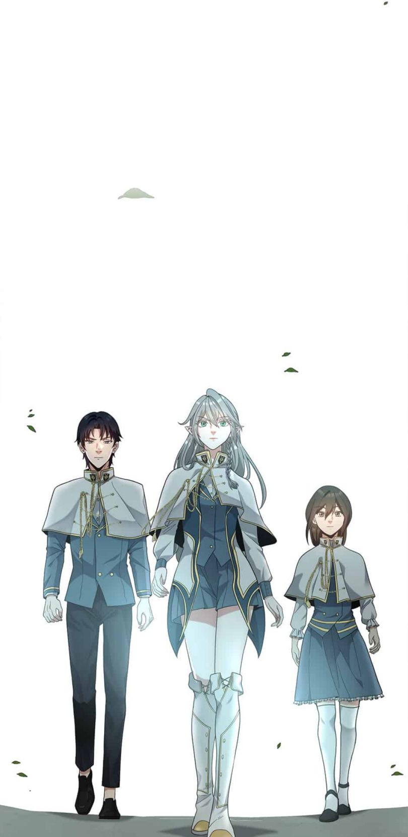 The Beginning After the End - chapter 87-eng-li