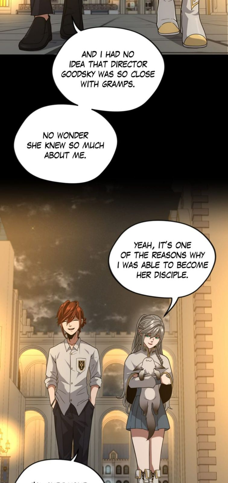 The Beginning After the End - chapter 90-eng-li