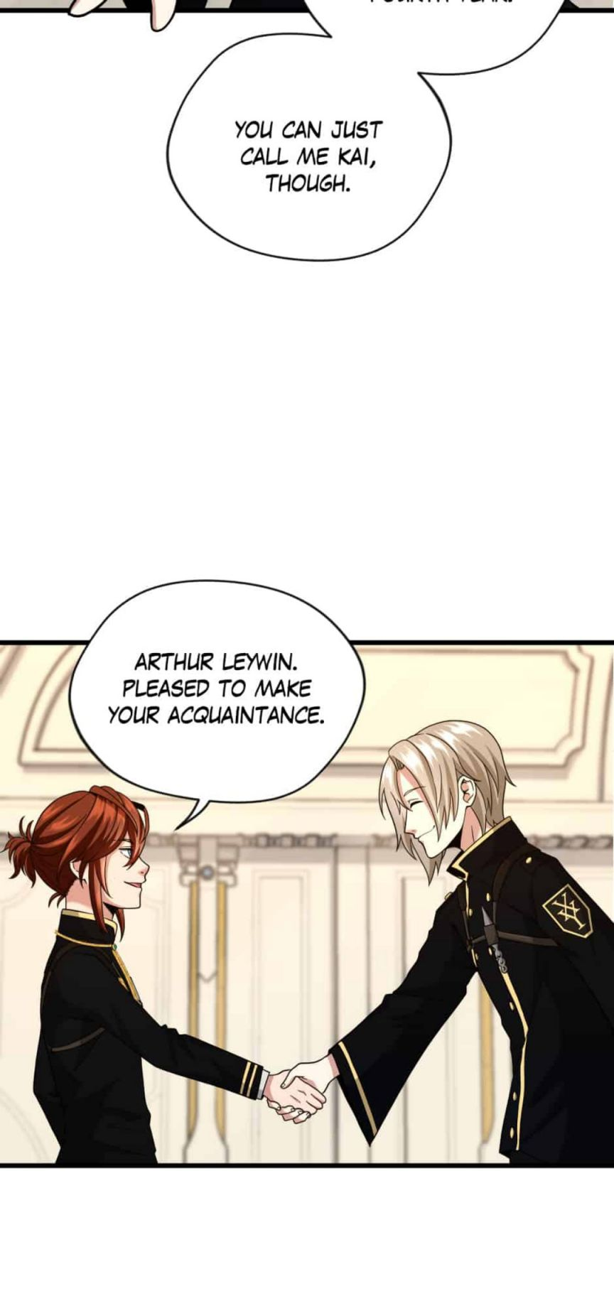 The Beginning After the End - chapter 91-eng-li