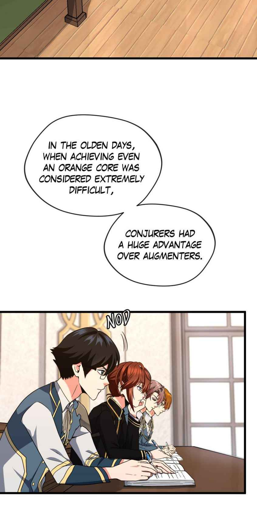 The Beginning After the End - chapter 92-eng-li