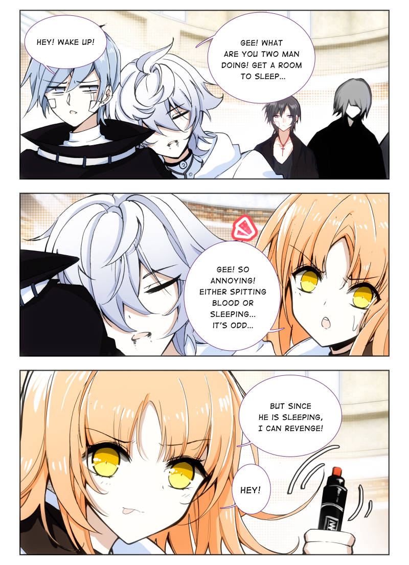 The Apostle of Cards - chapter 41-eng-li