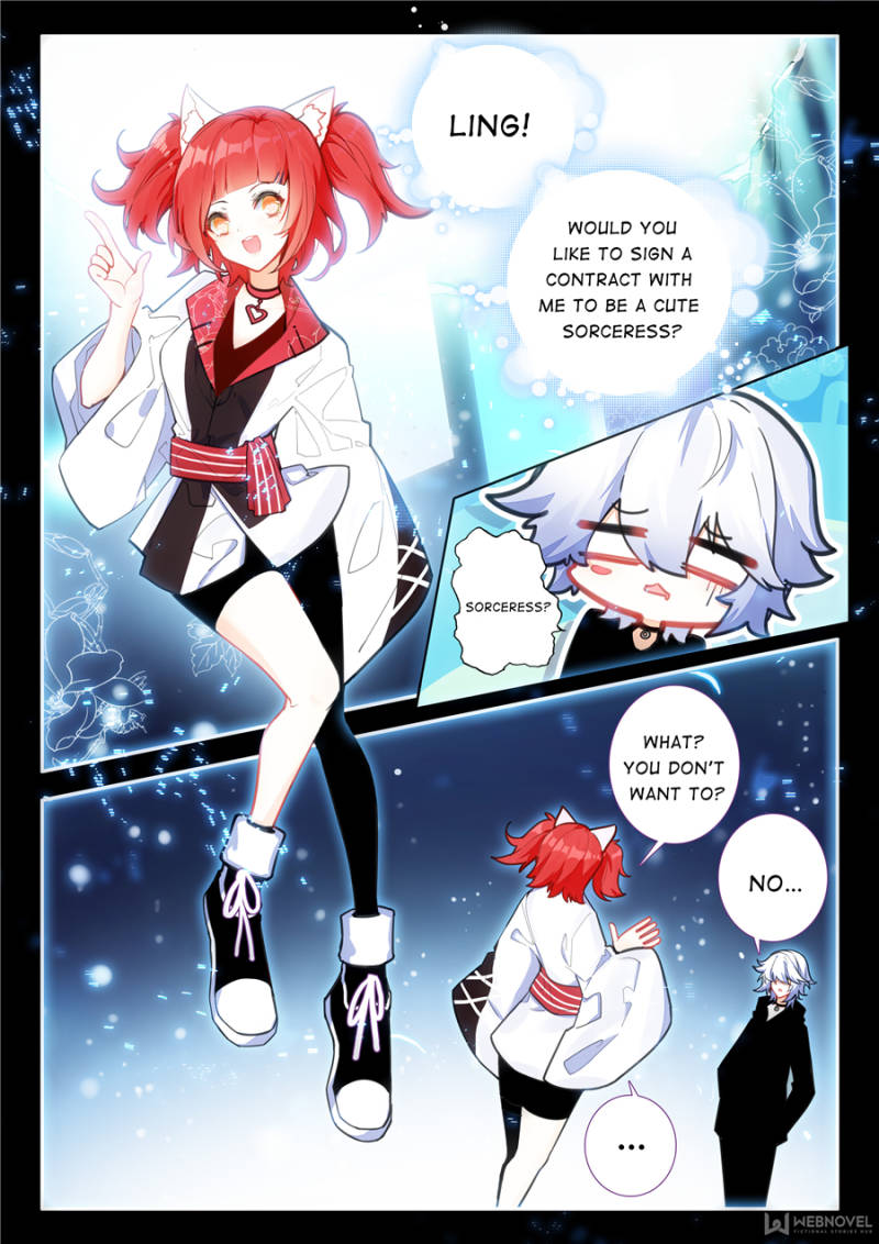The Apostle of Cards - chapter 55-eng-li