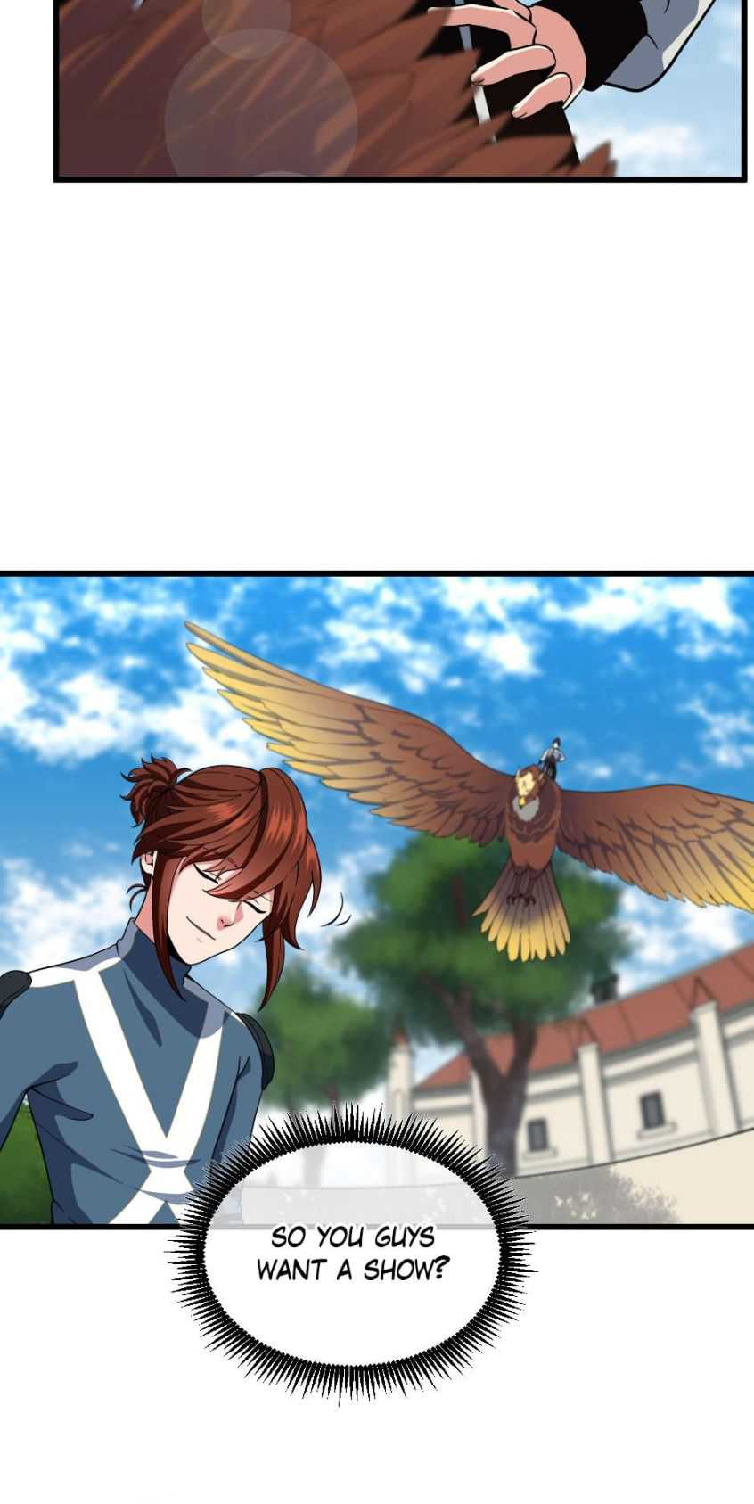 The Beginning After the End - chapter 98-eng-li