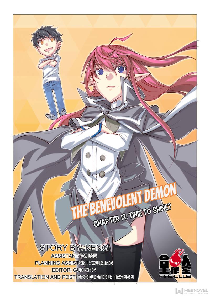 The Benevolent Demon - chapter 13-eng-li